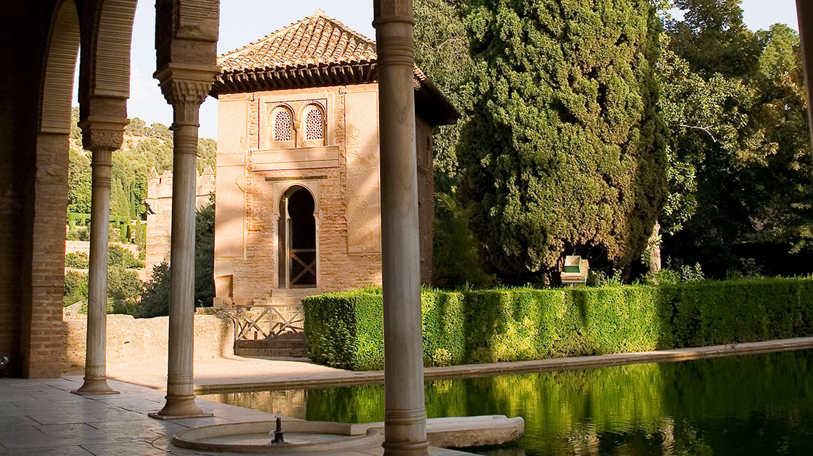 The Alhambra and the Nasrid Palaces - Hotel Boutique La