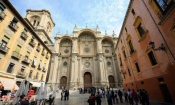 Exterior Catedral de Granada