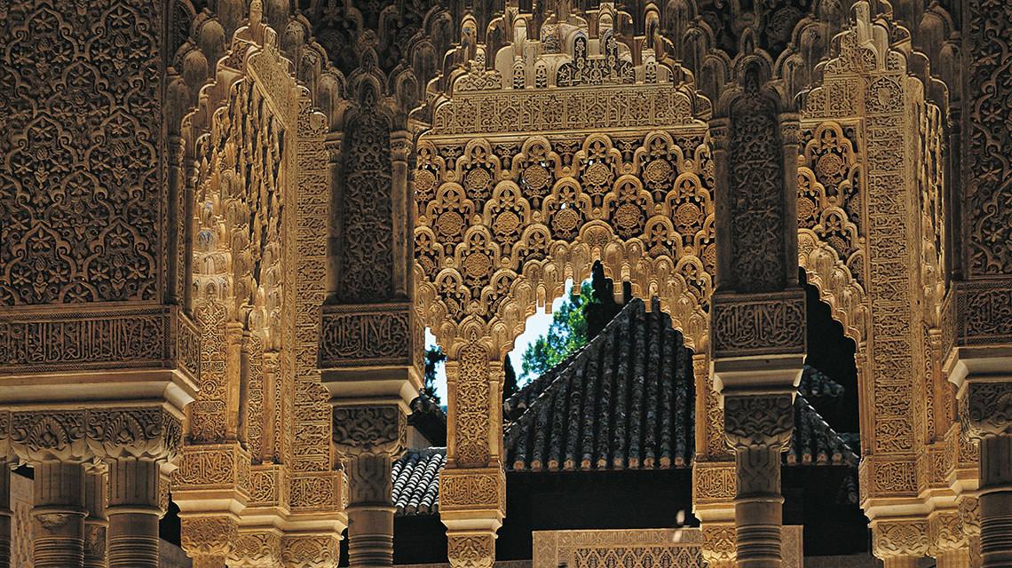 l 39 alhambra et ses palais hotel boutique la almunia del valle. Black Bedroom Furniture Sets. Home Design Ideas