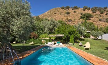 Boutique Hotel con piscina cerca de Sierra Nevada