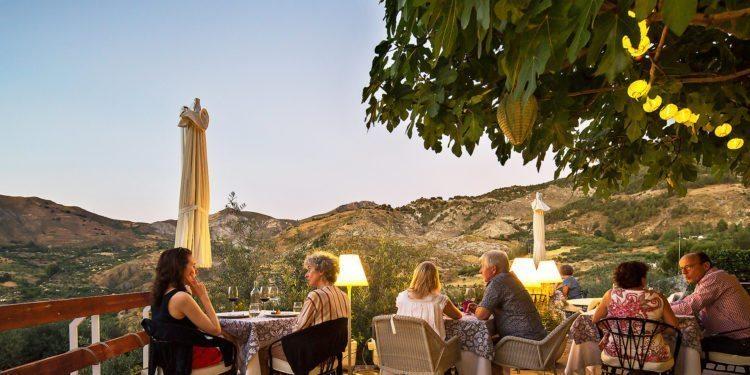 Vistas en Hotel Boutique de Granada