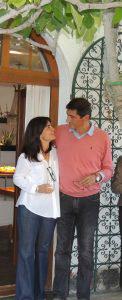 Celebrando el premio al segundo mejor hotel de España en la categoría de 2 estrellas