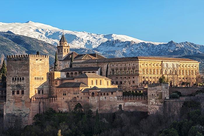 Entradas Alhambra
