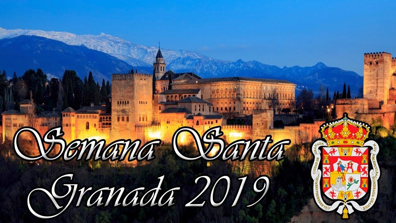 Semana Santa 2019 Granada
