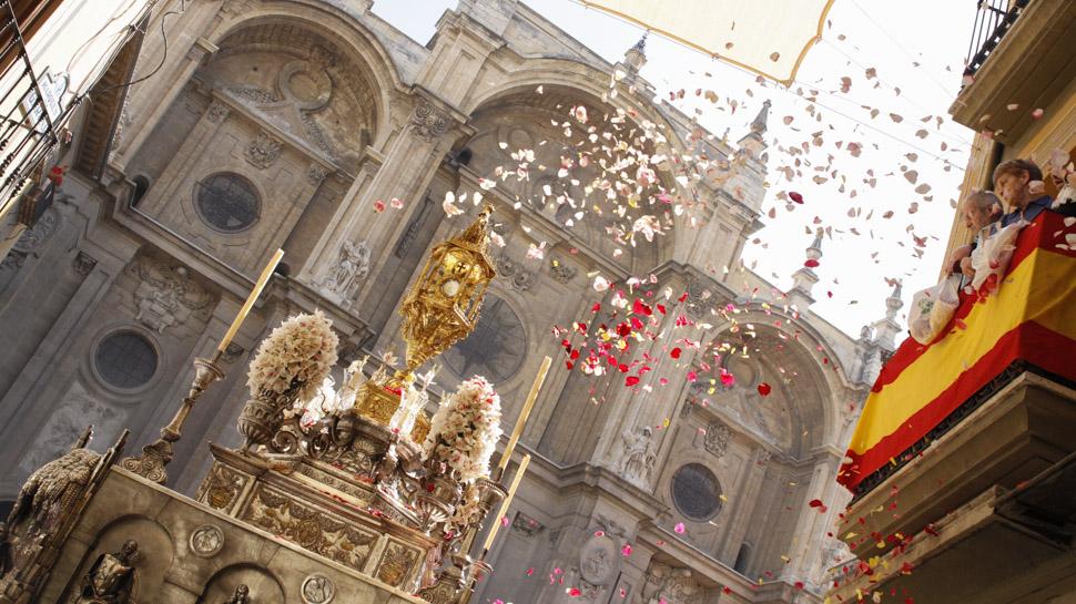 Corpus Granada