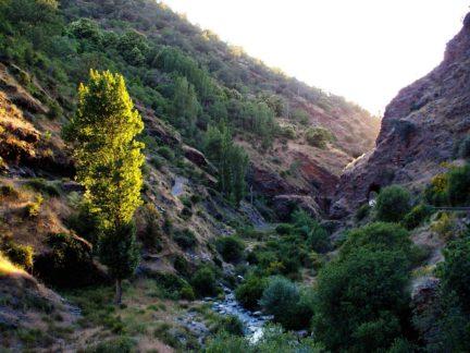Ruta del Tranvía de Sierra Nevada